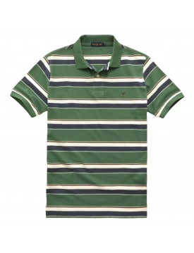 Polo Striped MC Taquinho