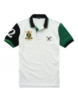Camisa Polo N2 Special White
