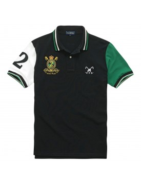 Camisa Polo N2 Special Black